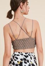 Ciao Bella Strappy Lace Bralette
