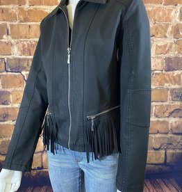 Ciao Bella Prairie Wind Jacket Black Medium