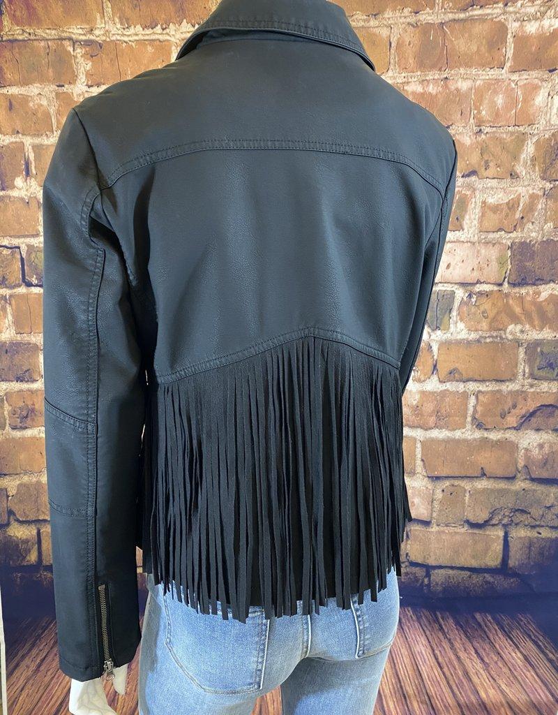 Ciao Bella Prairie Wind Jacket Black Medium
