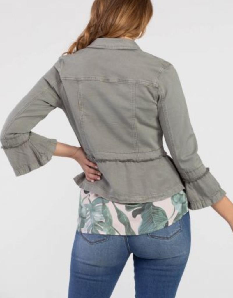 Ciao Bella 3/4 Bell Sleeve Jacket