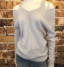 Ciao Bella V Neck Pull Over