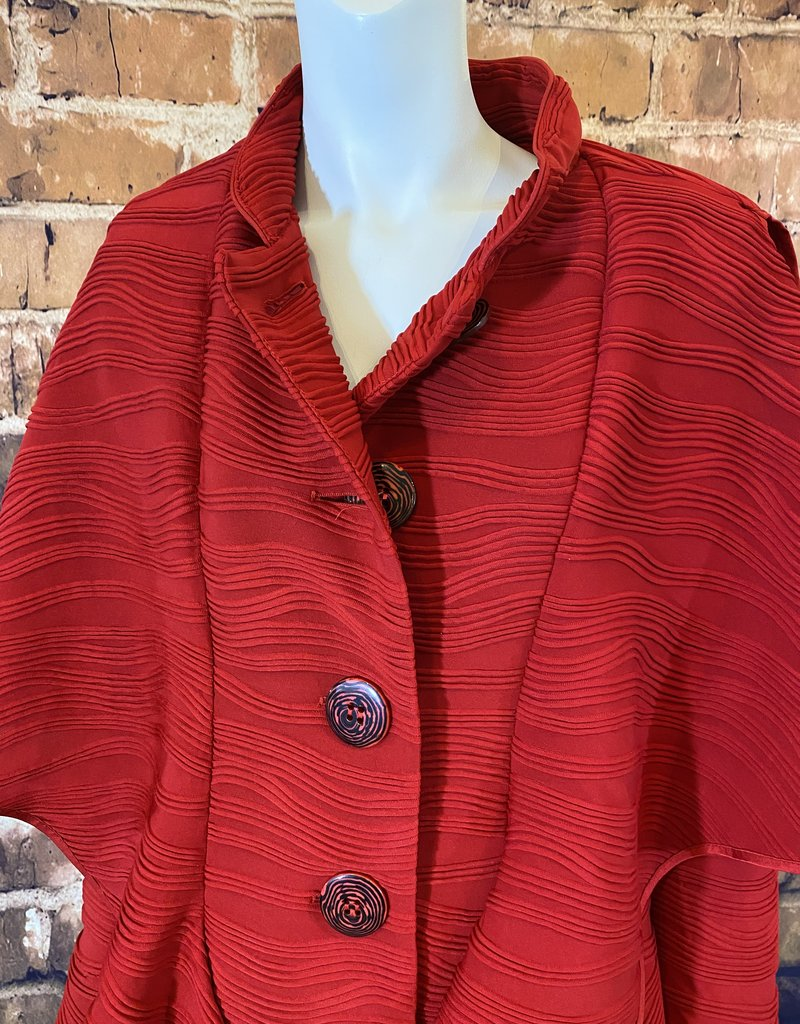 Ciao Bella Jacket with Cape