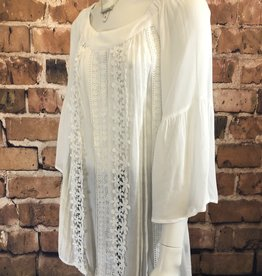 Ciao Bella Lace Tunic