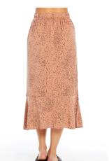 Ciao Bella Wild Daze Midi Skirt