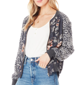 Ciao Bella Garden Dream Bomber Jacket