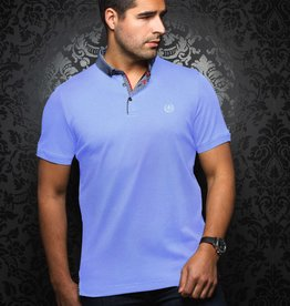 Au Noir Teddy Short Sleeve Polo