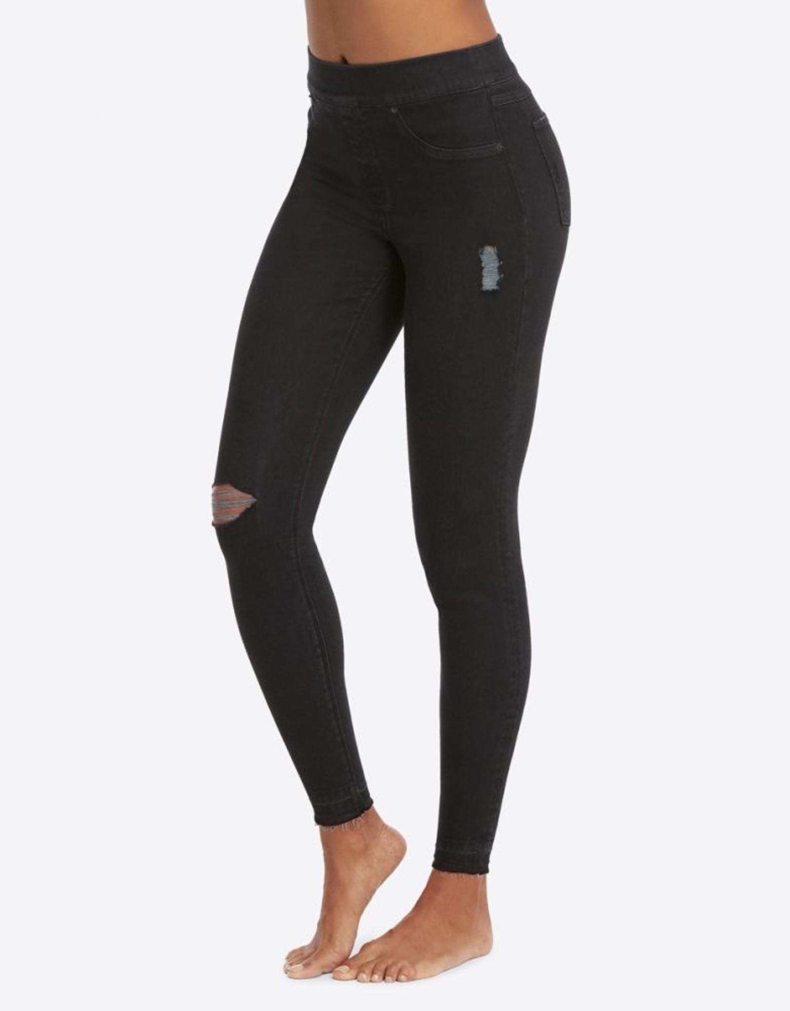 Spanx Distressed Skinny Jeans