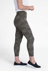 Spanx Cropped Camo Legging