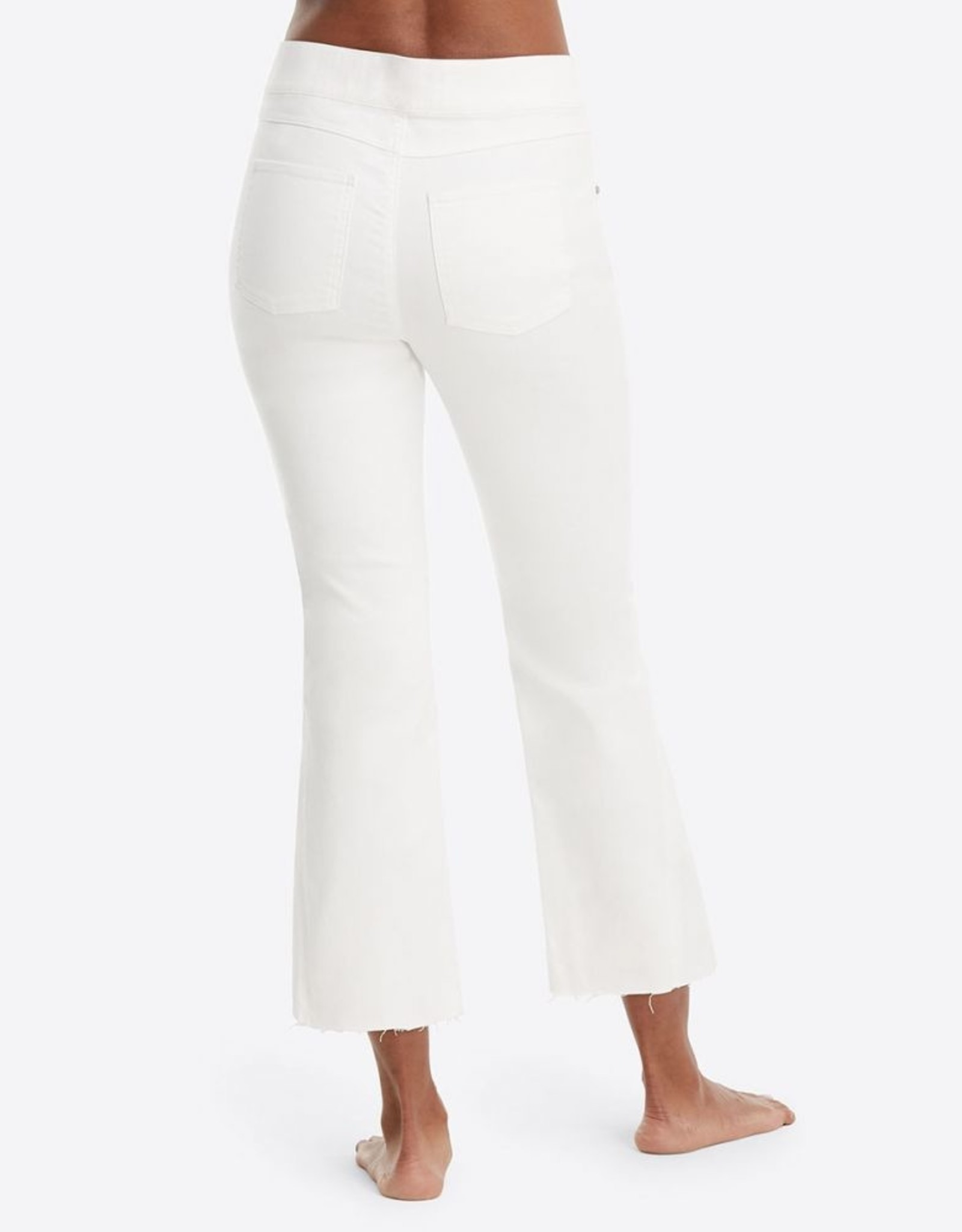 Spanx Cropped Flare Denim