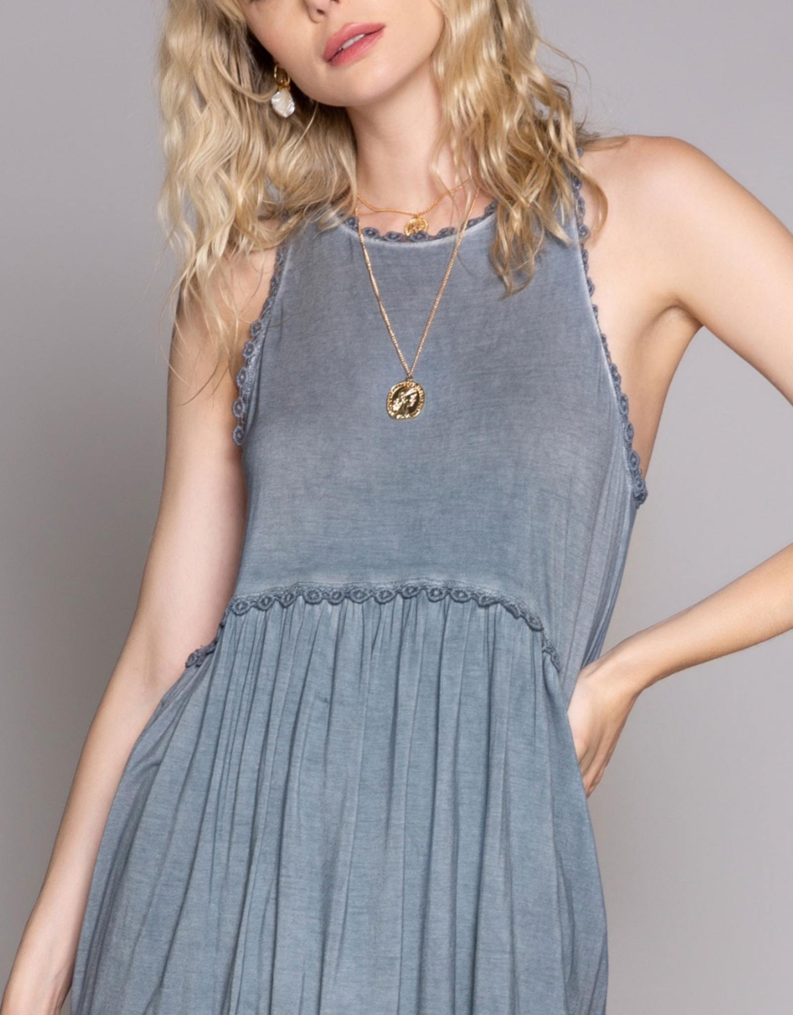 Ciao Bella Midnight Tunic Tank