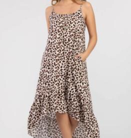 Ciao Bella Elouise Print Maxi Dress