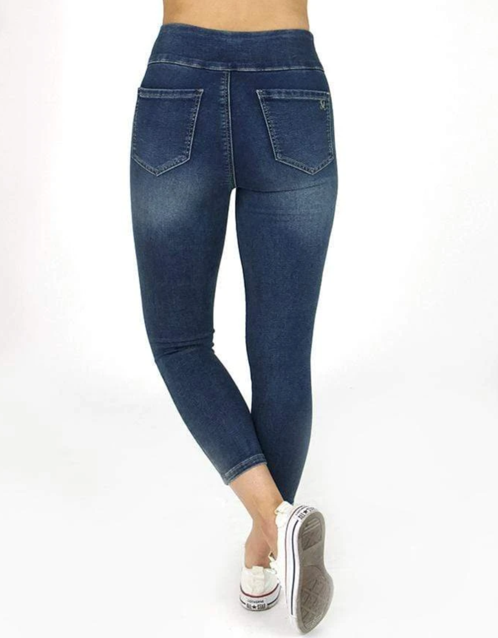 Grace and Lace Cropped Ultimate Everyday Jeggings