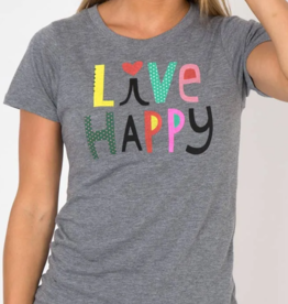 Perfect Live Happy Tee