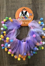 The Party Pom Collar