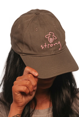 Bee Strong Baseball Cap