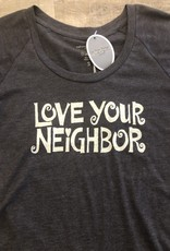 BoHo Tee Love Neighbor