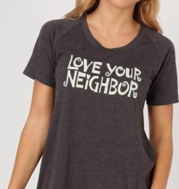 BoHo Tee Love Neighbor