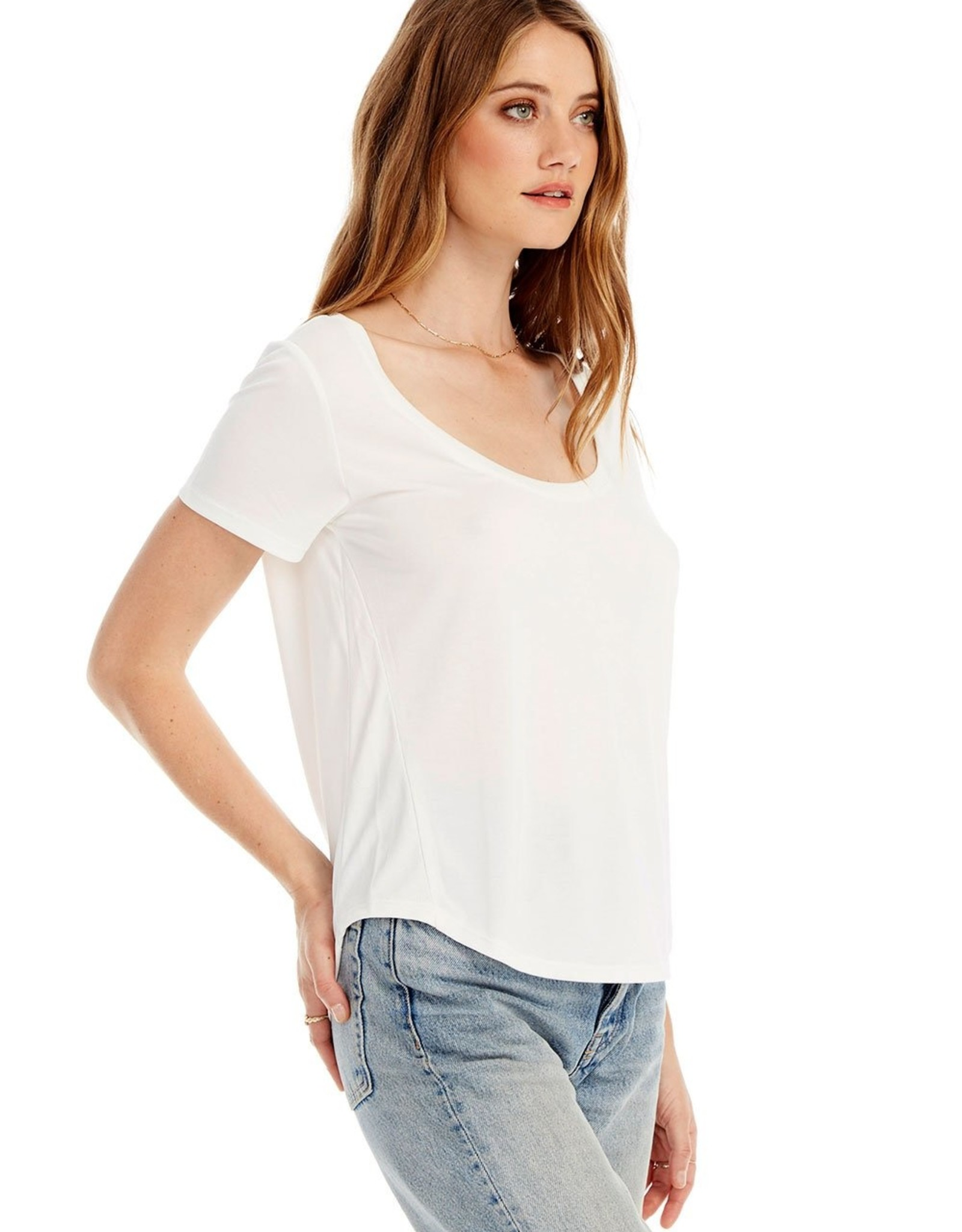 Basic Scoop Neck
