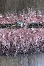 Pearl Thread Evening Clutch