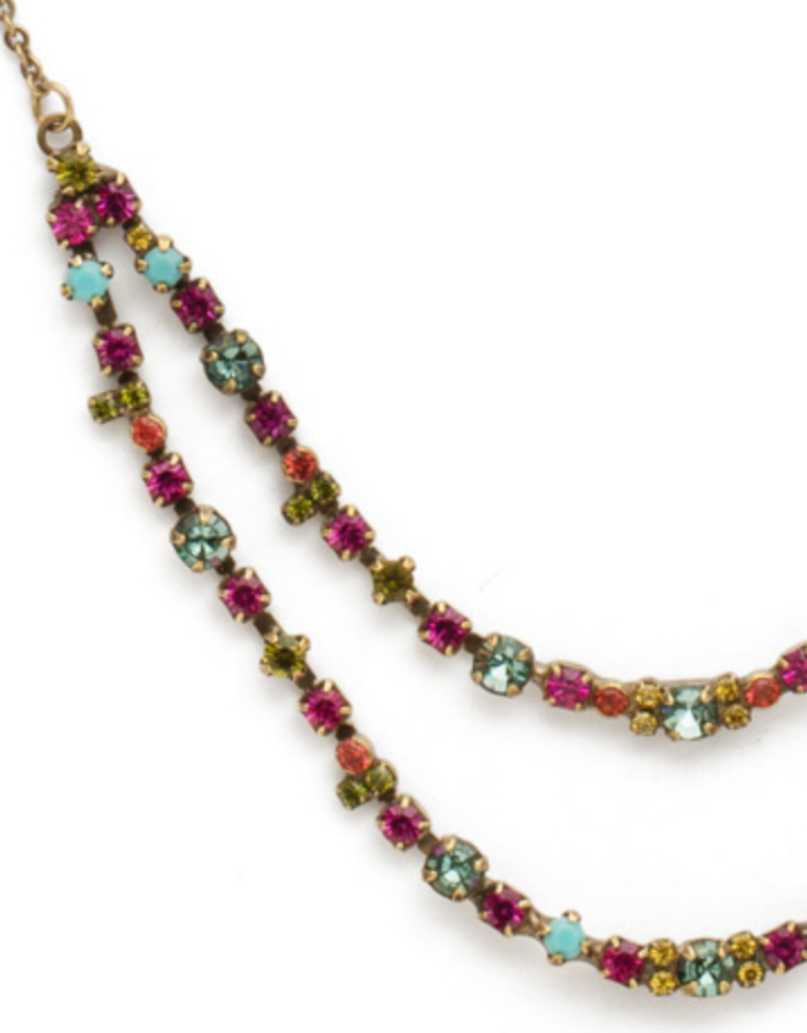 Sorrelli Botanical Double Necklace