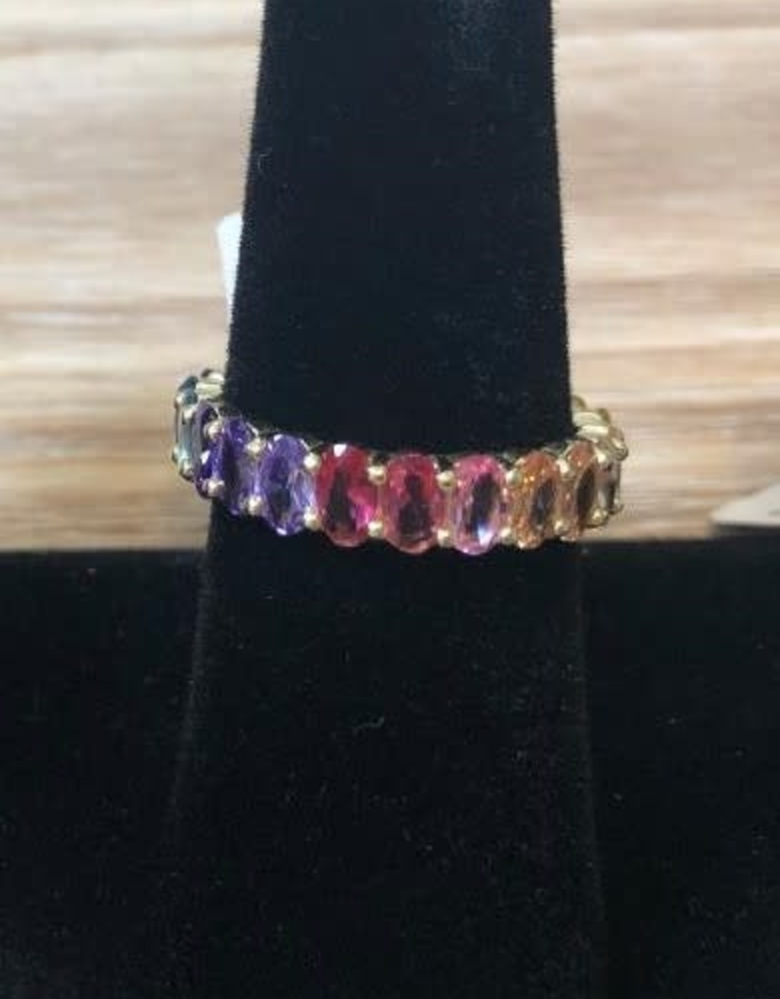 Infinity Ring Size 9