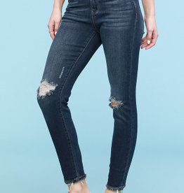Judy Blue June Cropped Skinny Jean