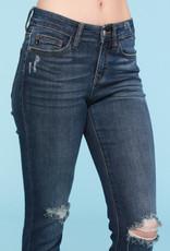 Judy Blue June Cropped Skinny Jean