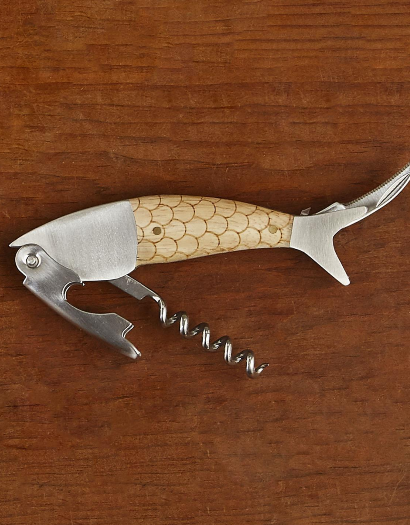 Fish Bottle Tool Opener