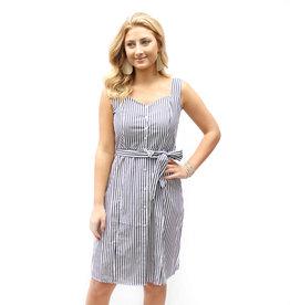 Allison Button Down Dress