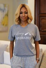 Always Hydrated Tee