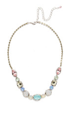 Sorrelli Cardoon Classic Line Necklace