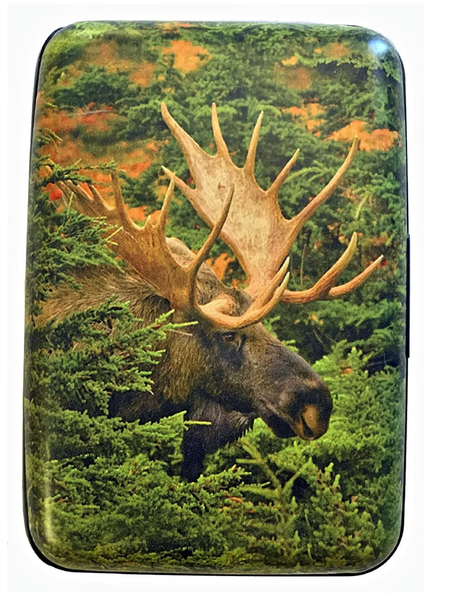 Armored Wallet Moose