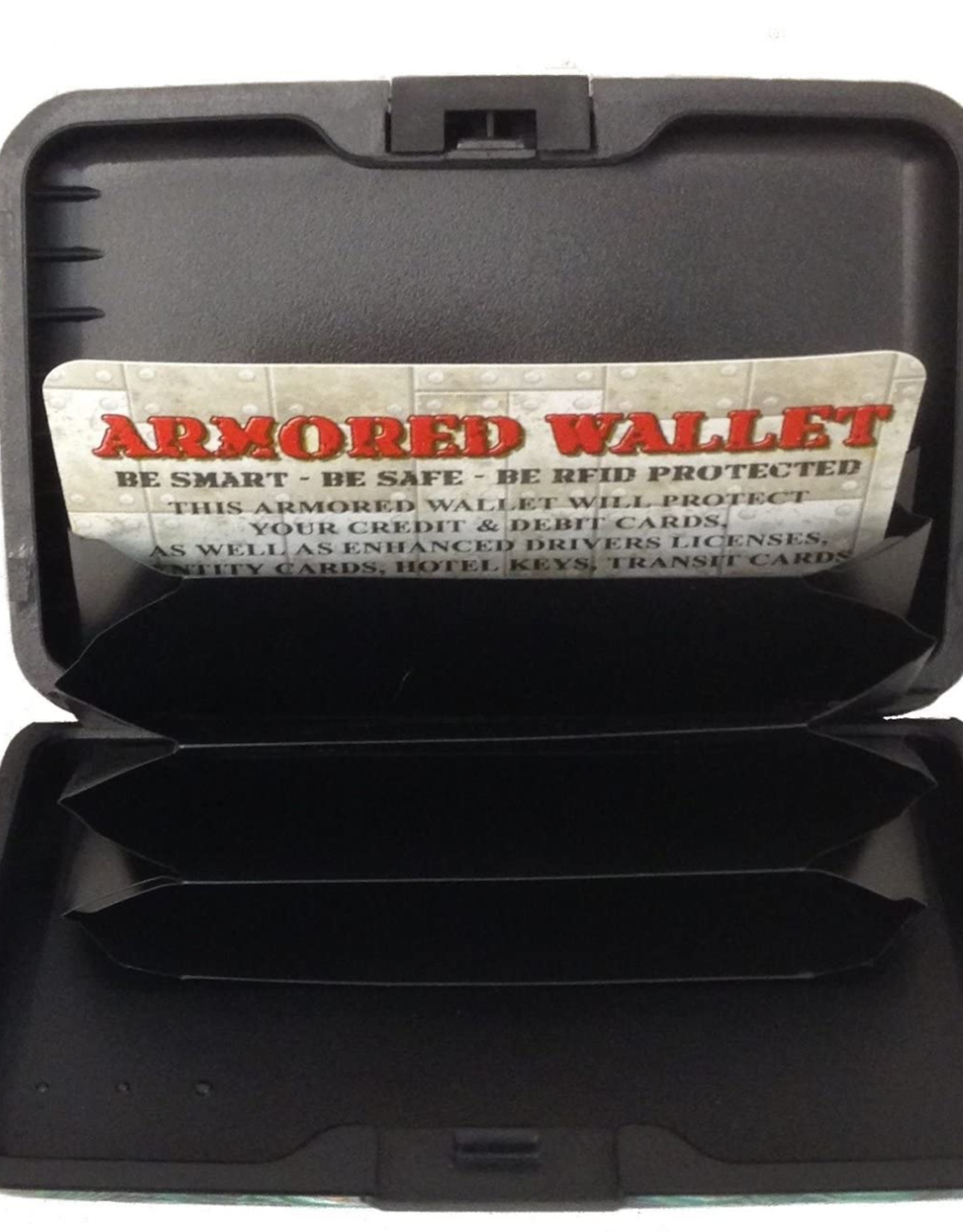 Armored Horse Wallet