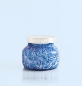 Blue Jean Watercolor Candle 8oz