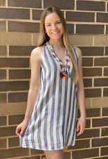 Cameron Halter Dress