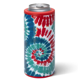 12oz Skinny Can Cooler Rocket Pop