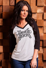 Kindness Rocks V-Neck
