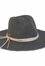 Toyo Safari Hat Black