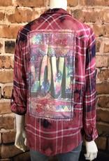Pink Patch Shirt