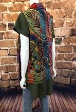 Echo Embroidered Vest