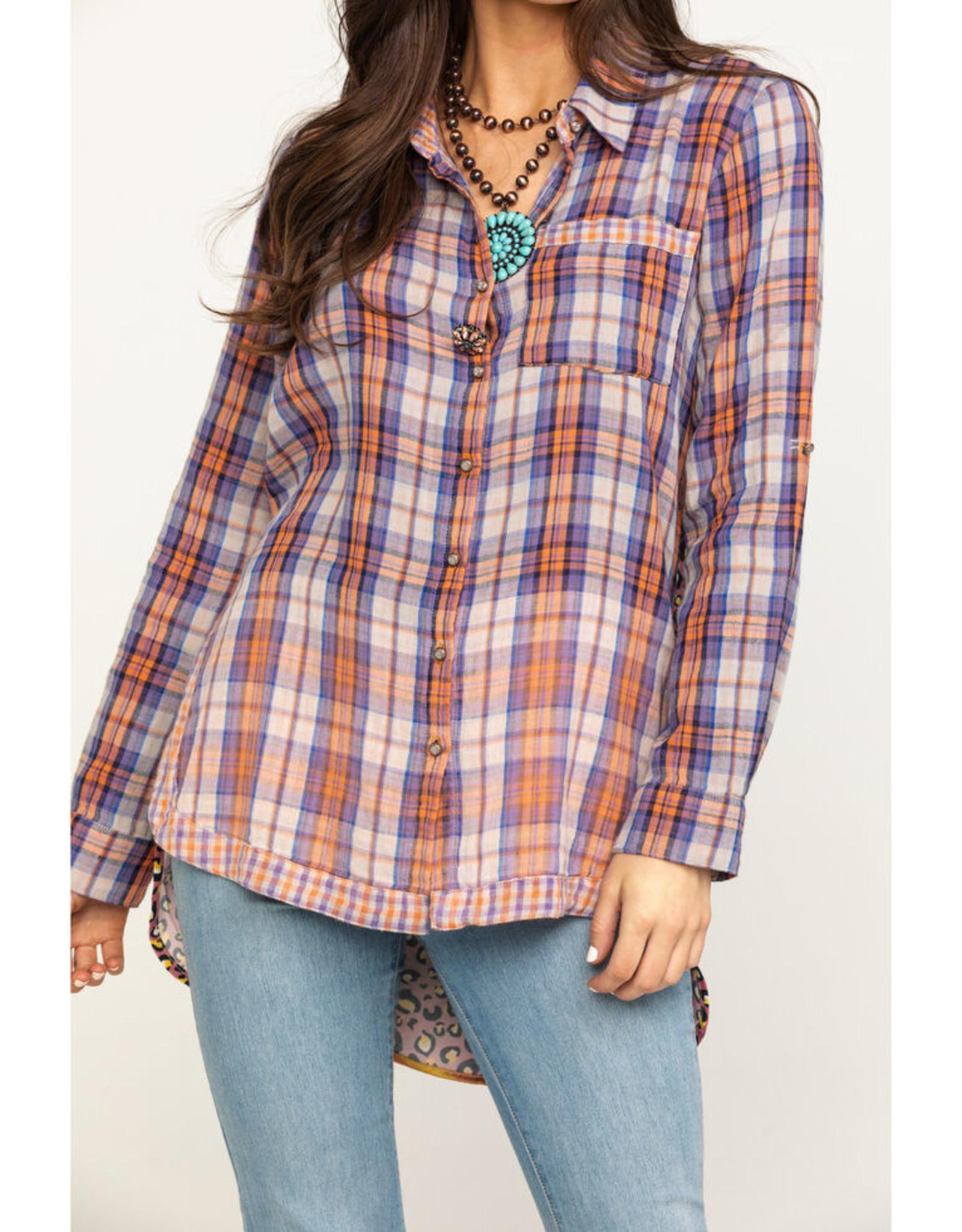 Leona Button Up Shirt