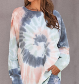 Jordynn Long Sleeve Tie Dye