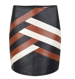 Sydney Pleather Skirt