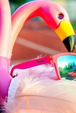 Flamingos On A Booze Cruise Sunglasses