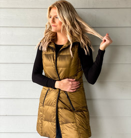 Molly Iridescent Vest