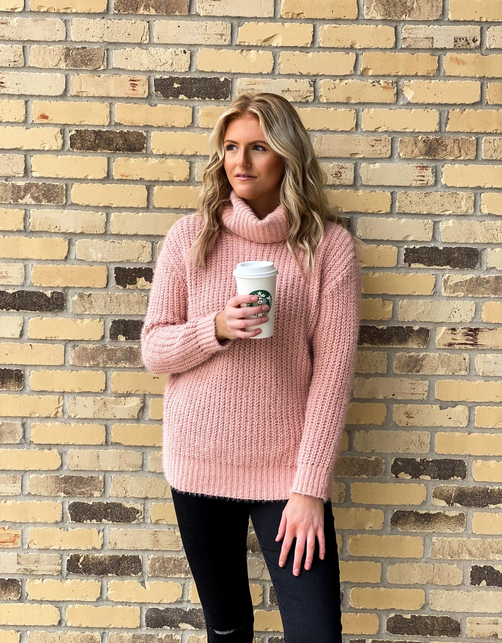 Raelynn Turtle Neck Sweater