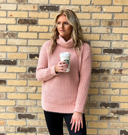 Raelynn Turtle Neck Sweater