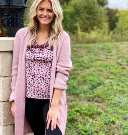 Teddi Basic Cardigan