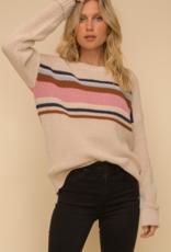 Hazel Stripe Sweater