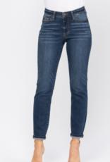 Juliana Cuffed Boyfriend Jeans